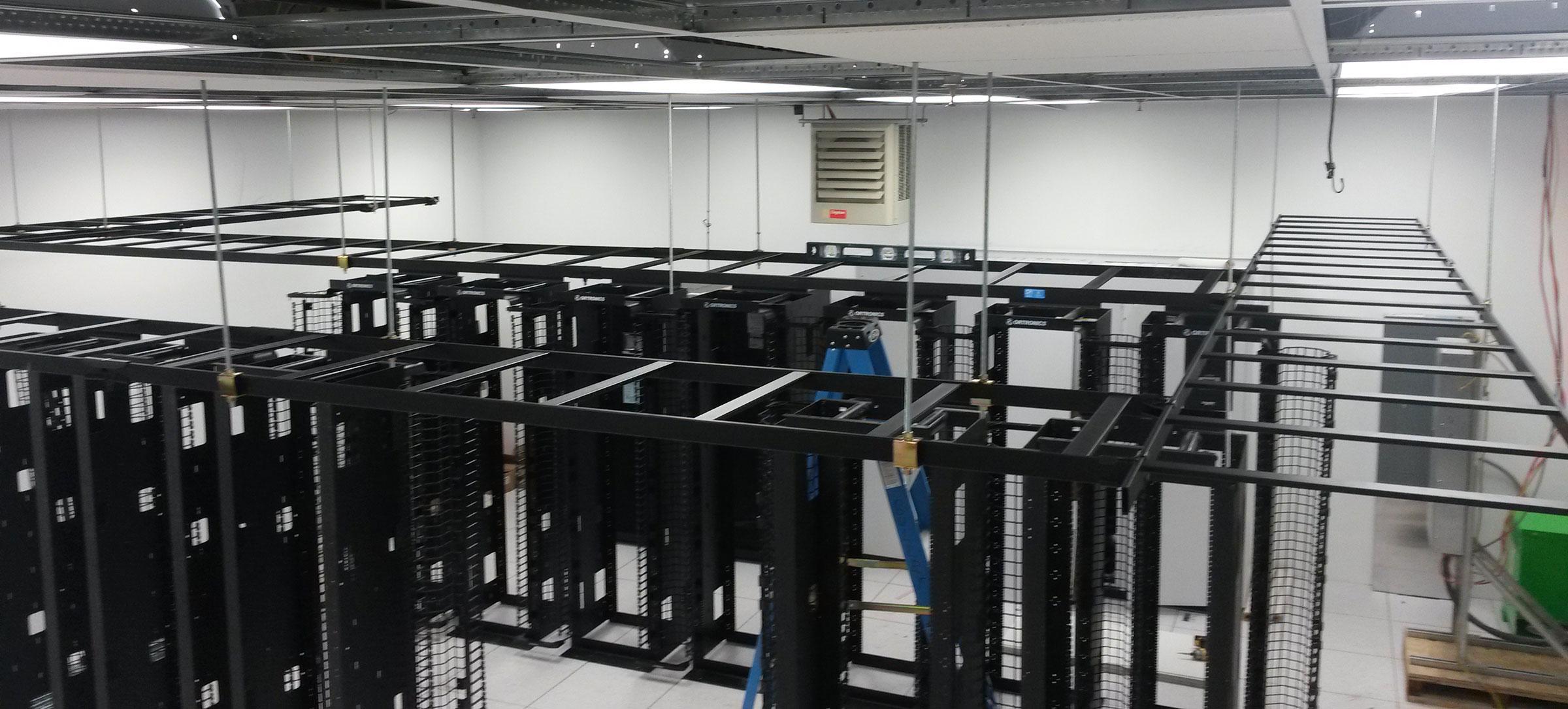ESI Gemini Data Center Ladder Rack